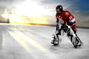 Hockey II by alindrooth