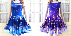 Cute skater dresses by tho-be
