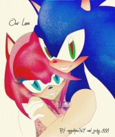Collab- Our love by gaby888