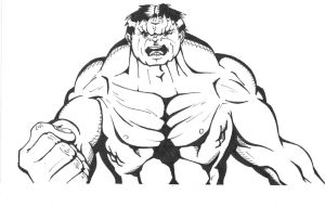 hulk by 2numb2relate