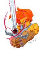 Lion-o markers by jwientjes