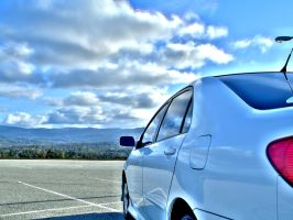HDR Corolla shot by dailybread5