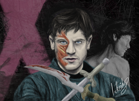 Ramsay Snow: Our Blades Are Sharp. by isbeidy