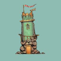 Tower by YoBarte