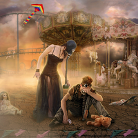Carnival of Rust by ChristabelleLAmort