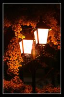 Lamps and Leaves by Keith-Killer