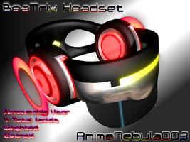 BeaTrix Headset by AnimeNebula003