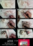 Colored pencils tutorial by Sophie--Chan