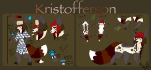Kristofferson Ref 2.0 by Naheska