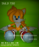 My New Tails TSR  Plush by SilverAlchemist09
