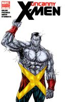 COLOSSUS by Mich974