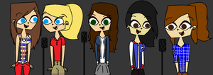ONE DIRECTION AS GIRLS- TD STYLE by kaylee2899