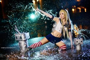 Kantai Collection - Shimakaze by vaxzone
