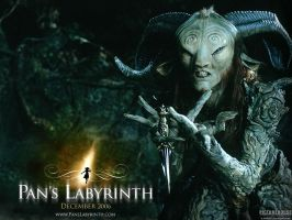 Pan's Labyrinth Wallpaper by Pans-Labyrinth