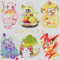 Sweets ID by Ernely