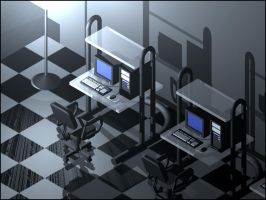 Multimedia Workstation Concept by Onix9