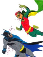 Gotham_Smackdown_by_Andy-Clark by CDL113