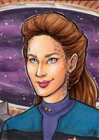 DS9: Jadzia Dax by AmyClark