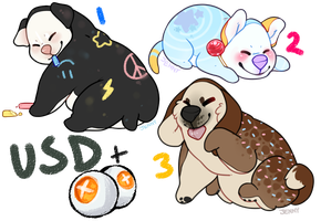 Starfish Pups Auction! - ENDED by Kiboku
