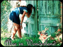 Alice in Wonderland by aveyy