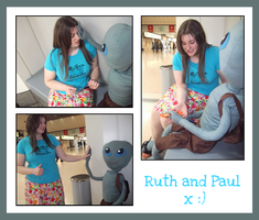 Ruth and Paul by Gemzus