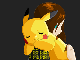Goodnight Pikachu... by Elphaba-Fang