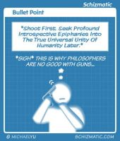 Bullet Point by schizmatic