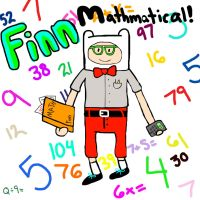 Finn's so mathmatical by jarofhearts12