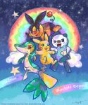 Pokefriends forever by MissNeens