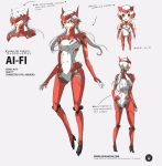 AI-FI (Commission) by P-Shinobi