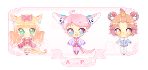 #2 AdoptCollab AmourPets - (Auction - OPEN) by MyStarryDreams