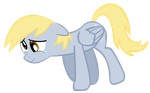 Derpy by thardusi