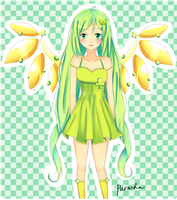 Clover Fairy by Puranha