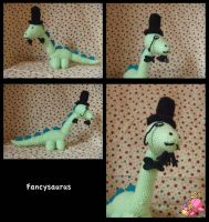 Fancysaurus by UnicornReality