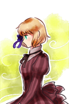 APH- Deep in  Thought by SmartasticalArt