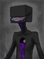 Slendy the Slenderman by Zell-K