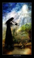 The Sower by satirick