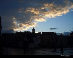 Cracow Square series 10 by Dziubek304
