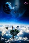 The Land of Giants by Naelito