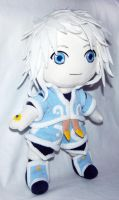 Tales of Symphonia - Ultimate Genis plush 1 by Greencherryplum