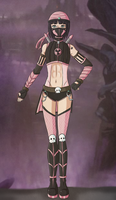 +MKX: Dangel Fifth OutFit. Ending+ by Sparvely