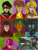 Daily DCU Day 119: Teen Titans New 52 by Marcus-Pechan