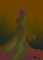 Queen of the Muck by myselfami