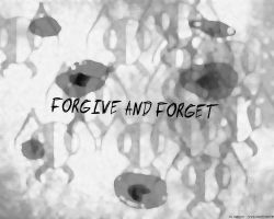 Forgive And Forget by sumowski