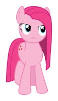 Pinkamena is bored by Martinnus1