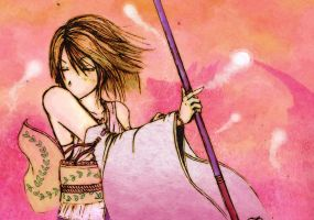Child of Prayer -Yuna - FFX- by Setsu-sama
