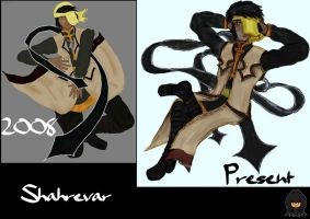 Shahrevar - Then and Now by Sho-saka
