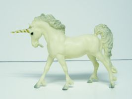 Unicorn Statue Stock1 by D-is-for-Duck