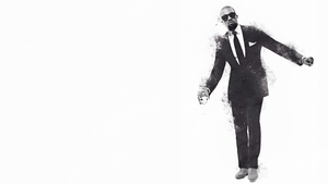 Kanye West Wallpaper - Free Download by JSWoodhams