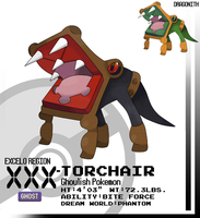 ???-Torchair by Dragonith